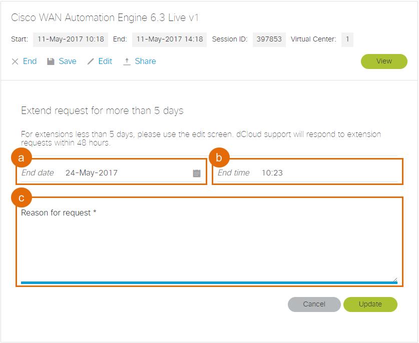 Extend Session Longer Than 5 Days Details
