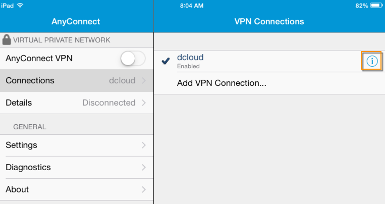 How To Connect To Vpn Using The Cisco Anyconnect Client For Mac